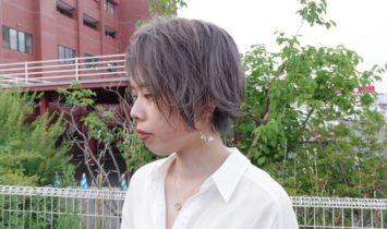 カットセミナー ハイトーン カラー ショートヘア