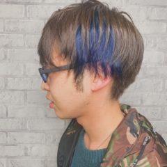 ブルー系カラー